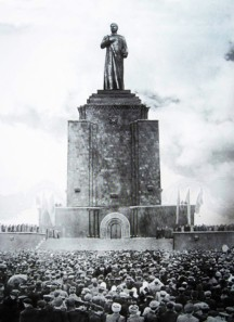 Stalin's monument - 1950-1962