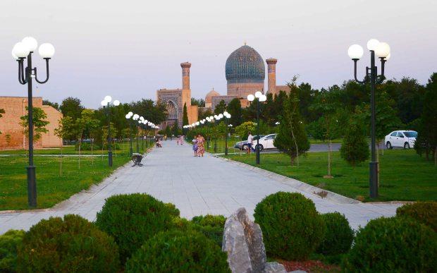 Samarqand-1